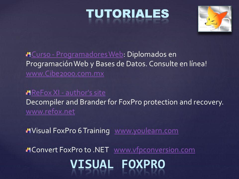Curso - Programadores WebCurso - Programadores Web: Diplomados en Programación Web y Bases de Datos. Consulte en línea! www.Cibe2000.com.mx www.Cibe20