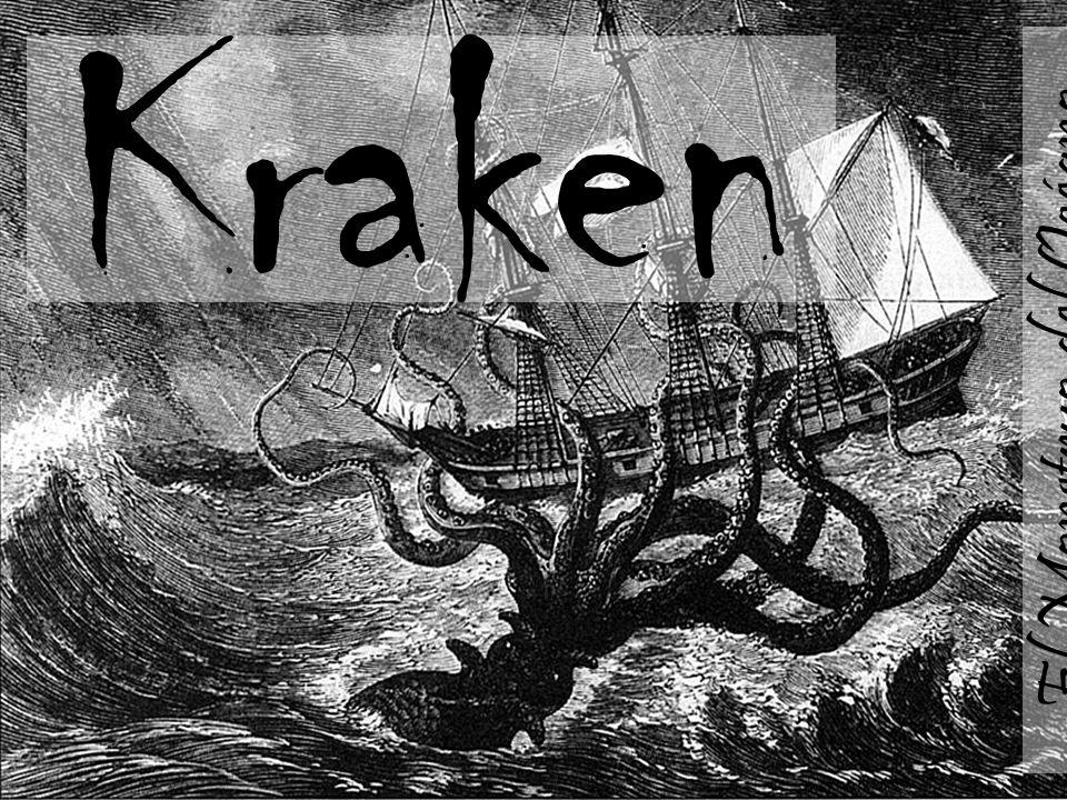 Kraken El Monstruo del Océano