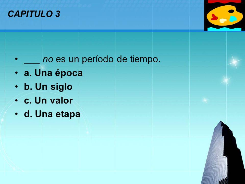 LOGO CAPITULO 3 Esa ___ tiene muchas ___ de Picasso.