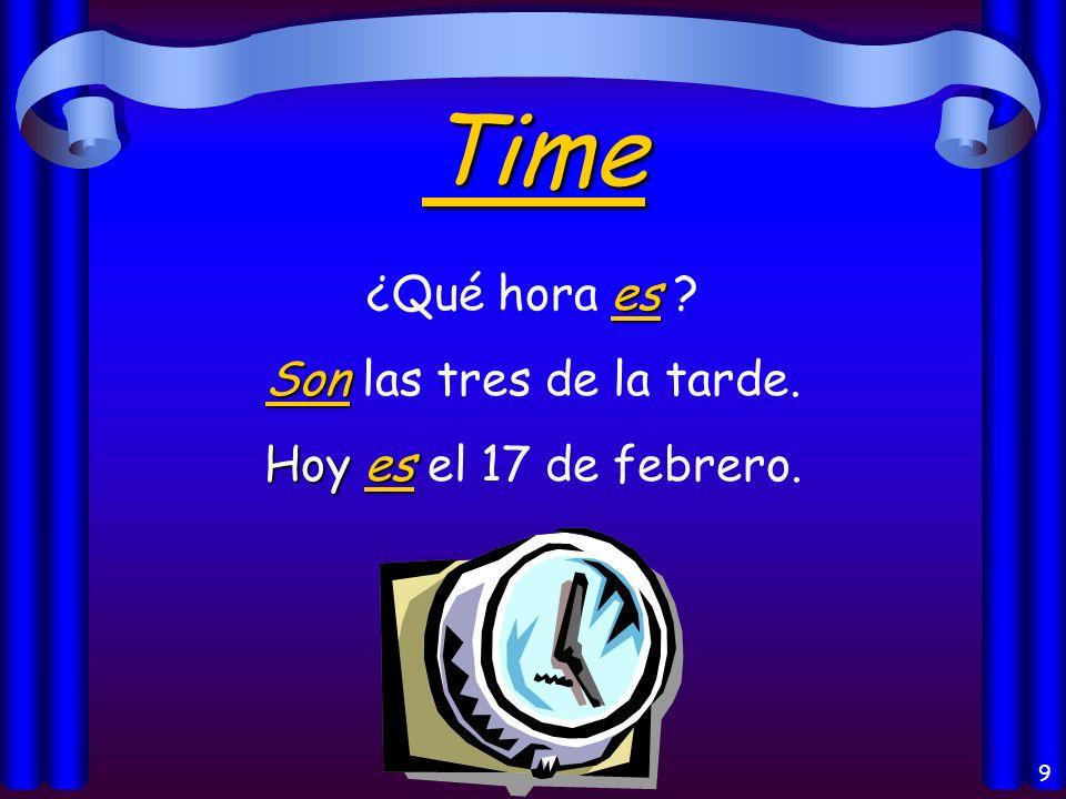 8 Origen es Juan es de España. es El libro es de Guatemala. son Mis primos son de Buenos Aires.
