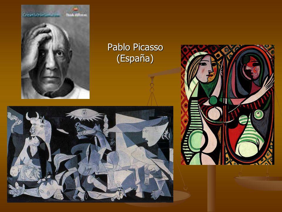 Pablo Picasso (España)