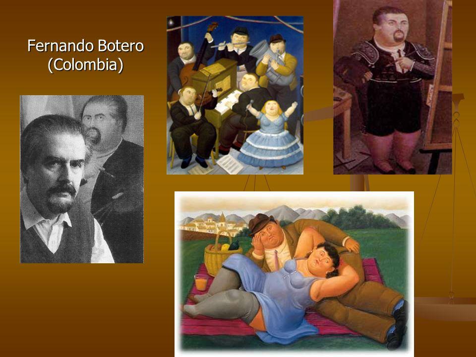 Fernando Botero (Colombia)