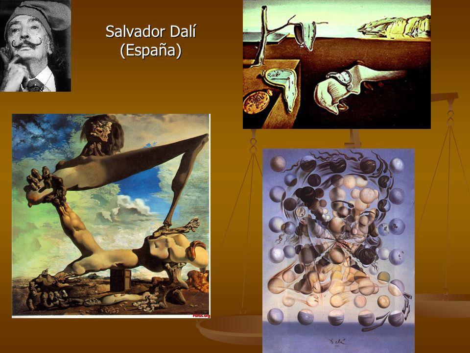 Salvador Dalí (España)