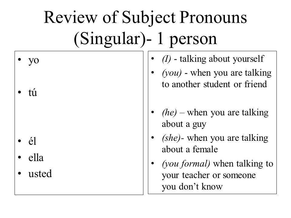Propósito: Talking about what you have (página 48) ¿Qué tienes (t ú) .