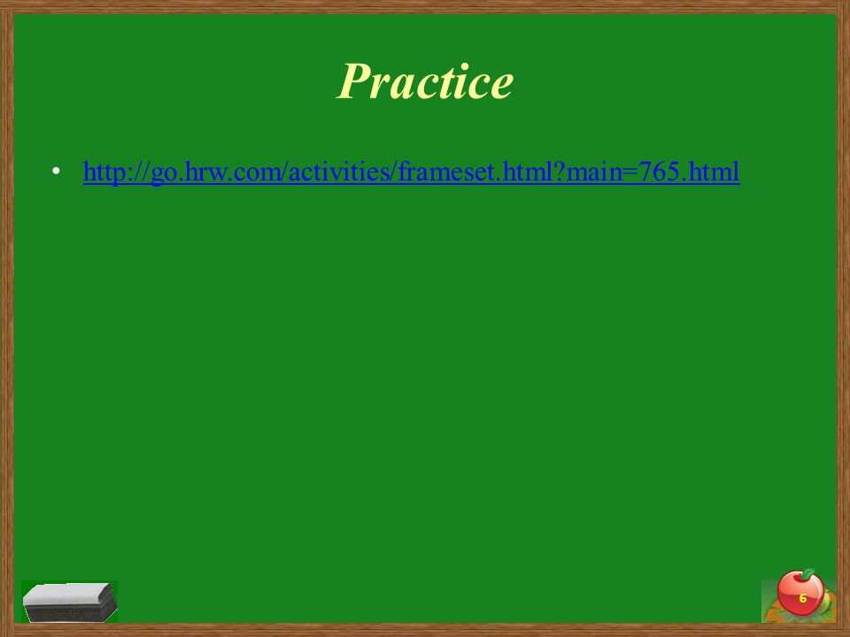 Partner Speaking Practice Your partner will say a name and a telephone number.