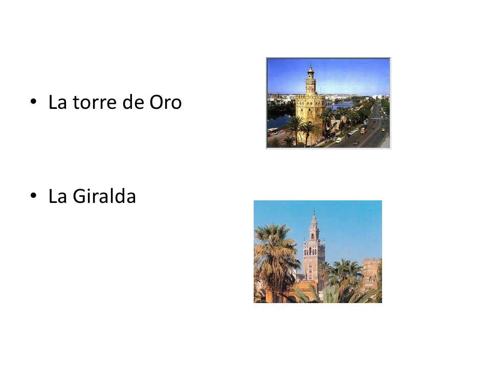 La torre de Oro La Giralda