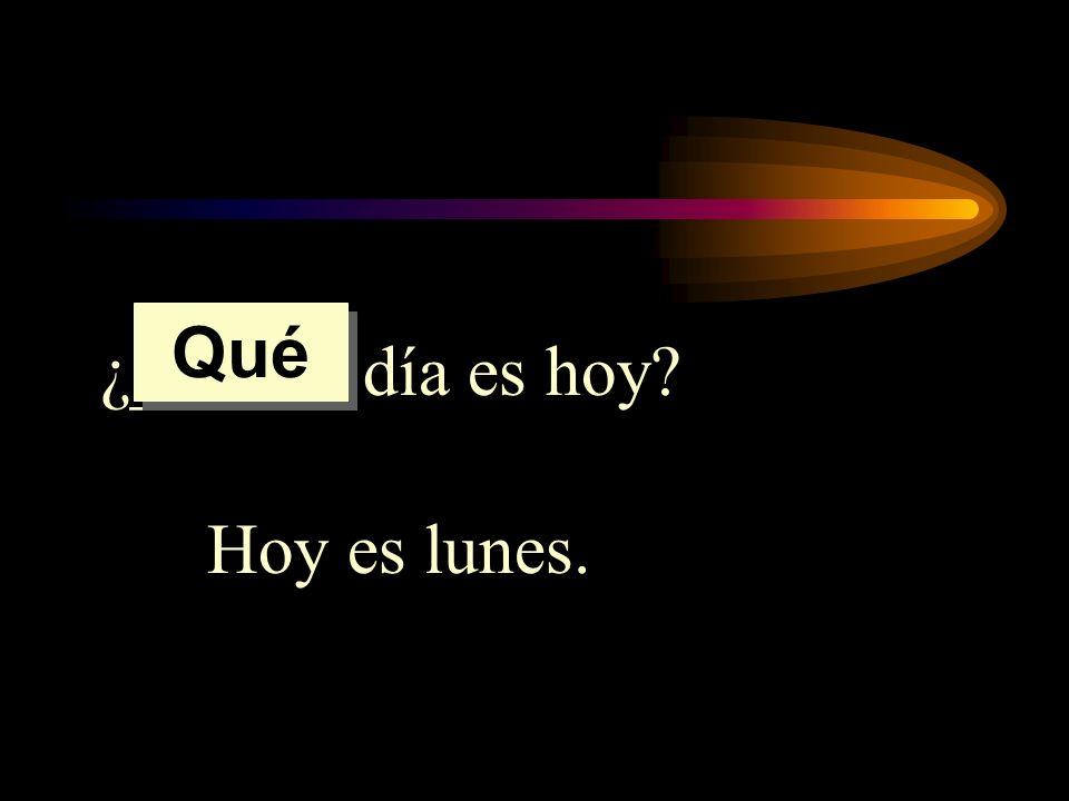¿___________ es el español una lengua importante.