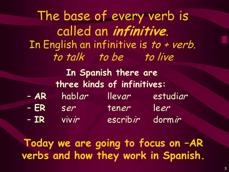 2 Los Pronombres Personales (Subject Pronouns) Singular yo tú él / ella / Ud. Plural nosotros vosotros ellos / ellas / Uds.
