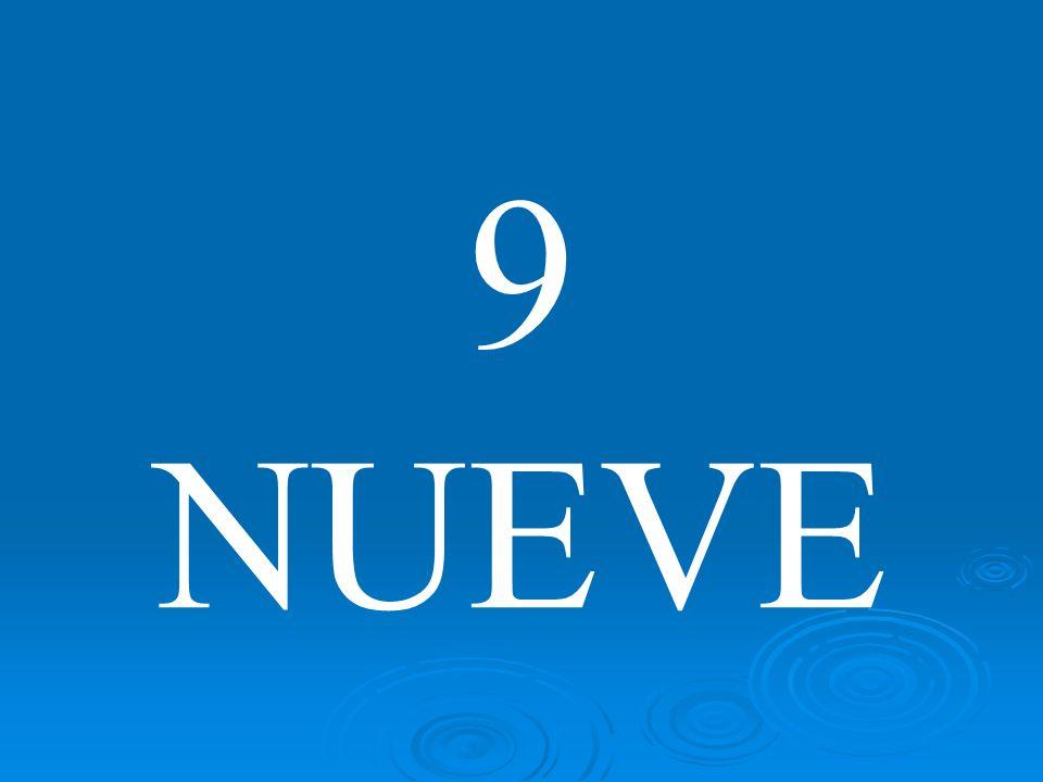 9 NUEVE