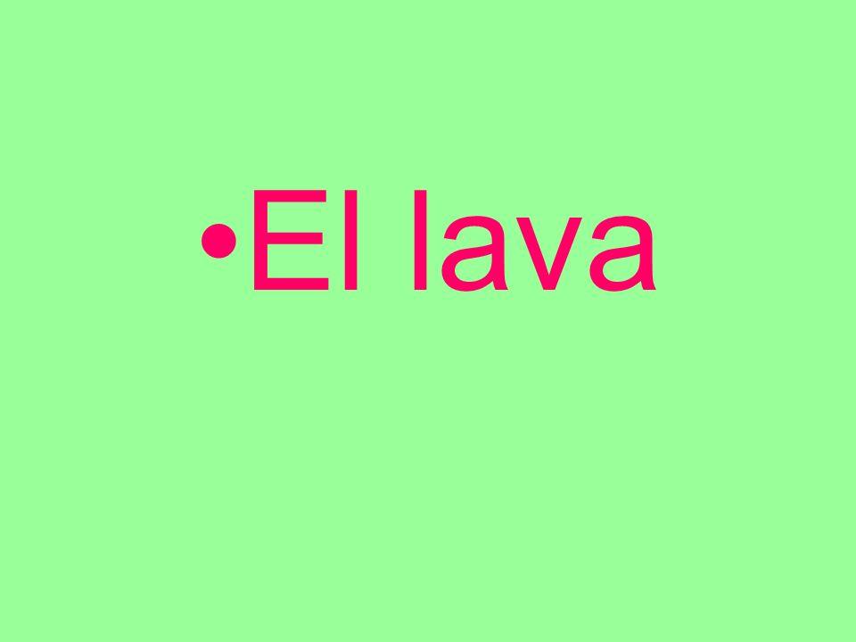 El lava