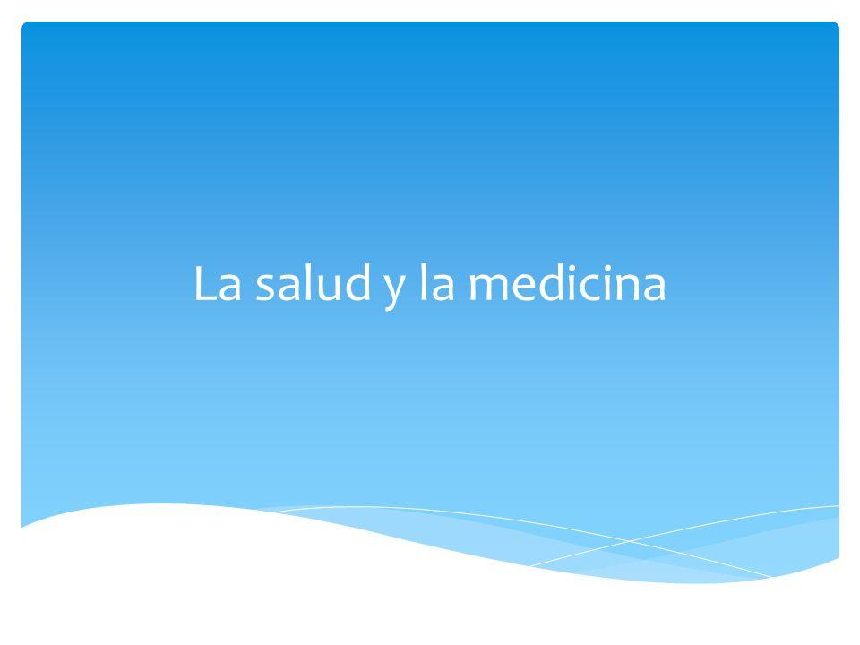 la cita con el médico: doctor´s appointment Una visita al consultorio el médico/la médica el doctor/la doctora el enfermero/ la enfermera ¿En qué le puedo ayudar.