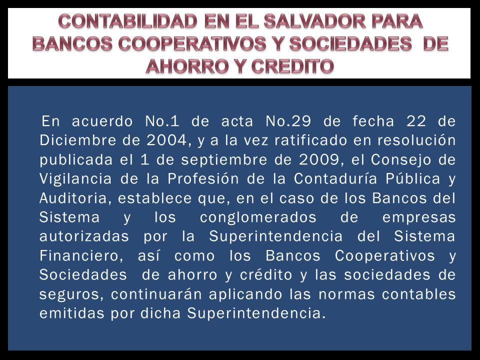 En acuerdo No.1 de acta No.29 de fecha 22 de Diciembre de 2004, y a la vez ratificado en resolución publicada el 1 de septiembre de 2009, el Consejo d