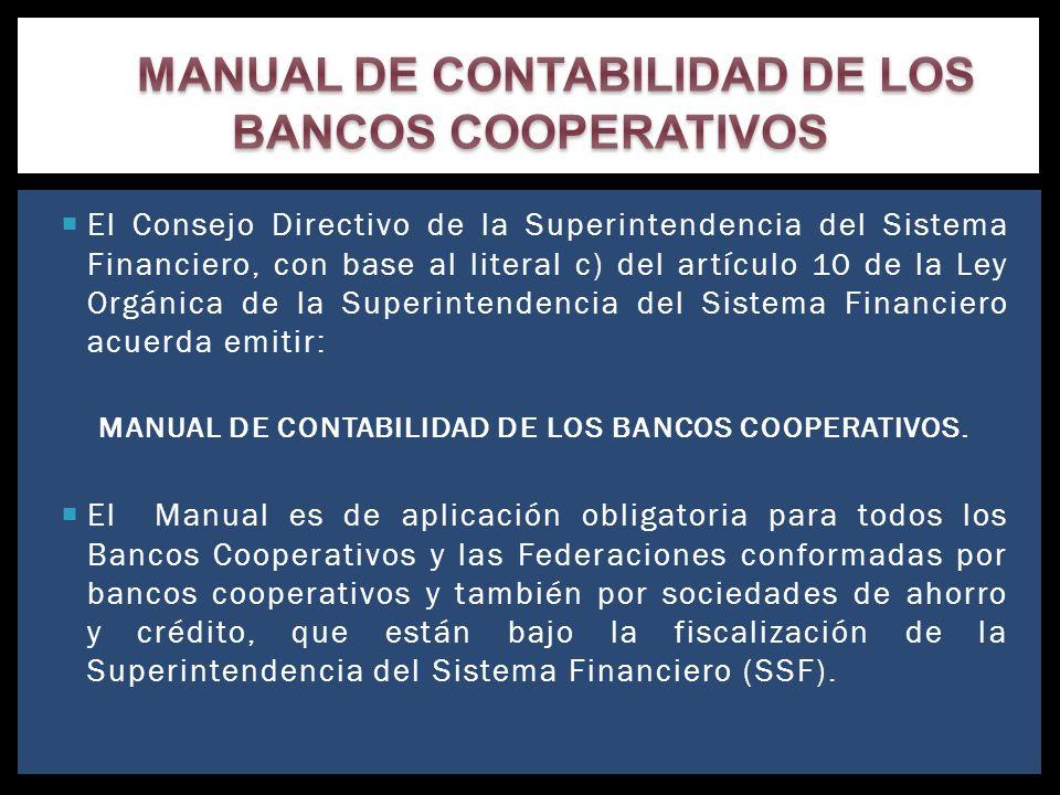 El Consejo Directivo de la Superintendencia del Sistema Financiero, con base al literal c) del artículo 10 de la Ley Orgánica de la Superintendencia d