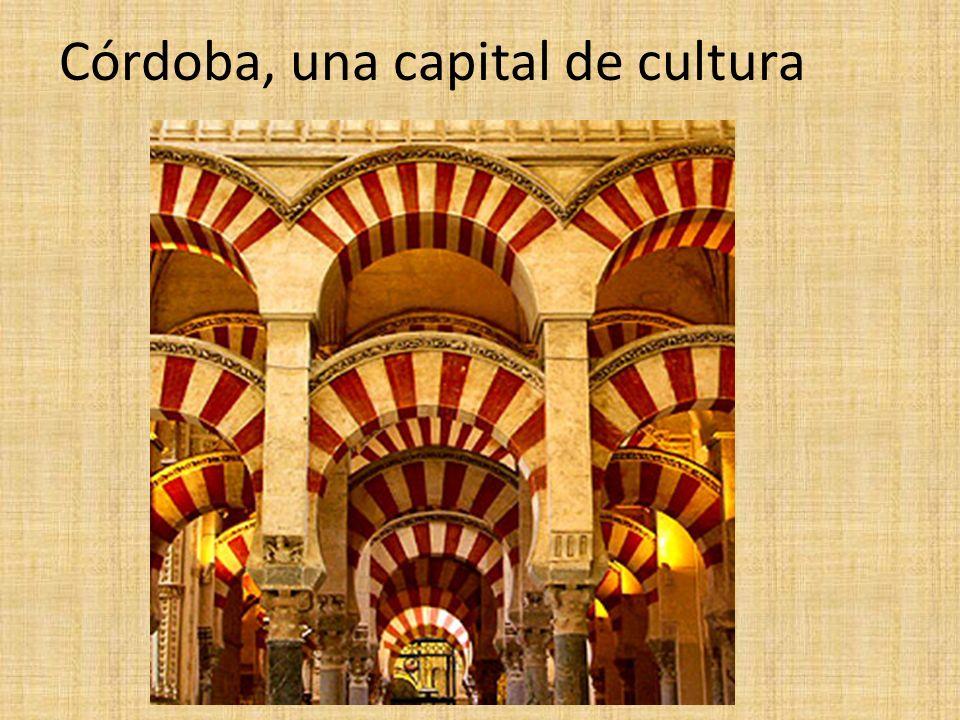 Córdoba, una capital de cultura