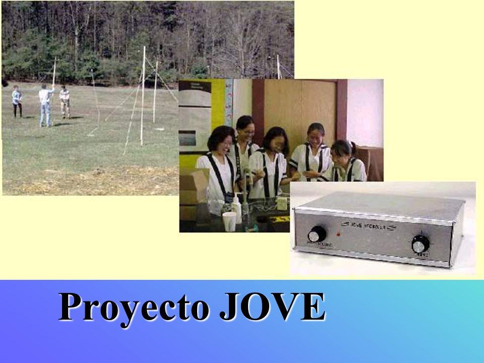 Proyecto JOVE