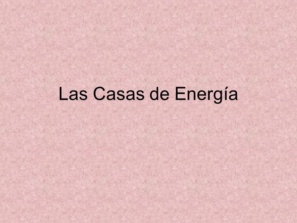 Las Casas de Energía
