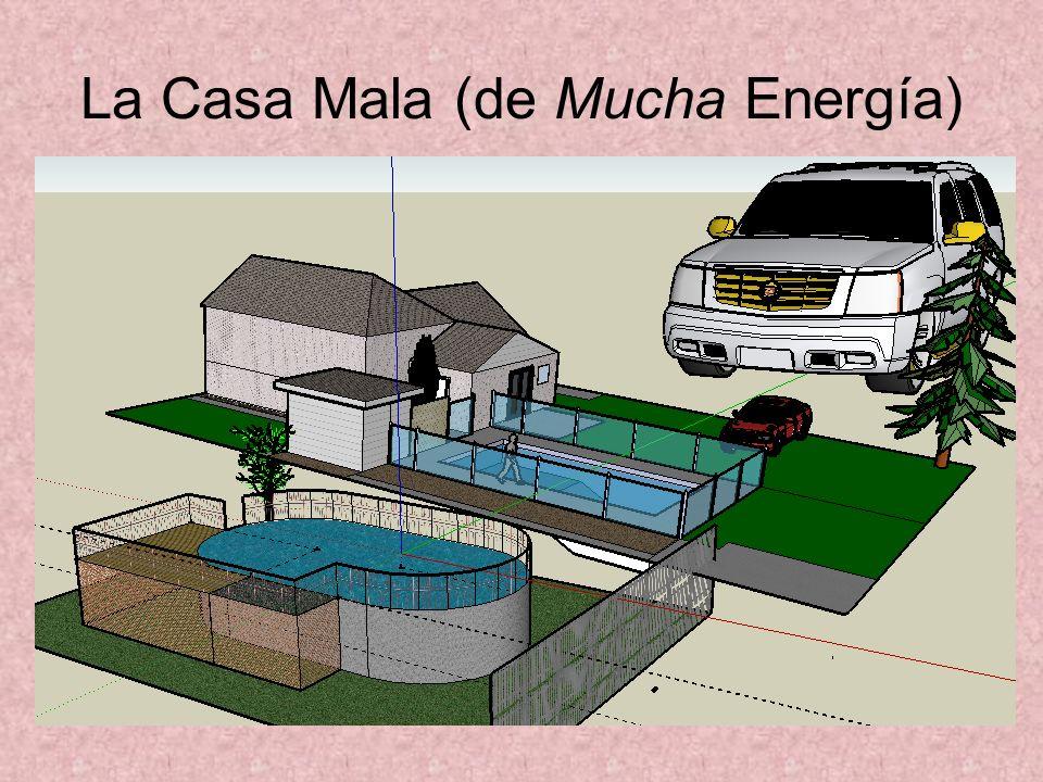 La Casa Mala (de Mucha Energía)