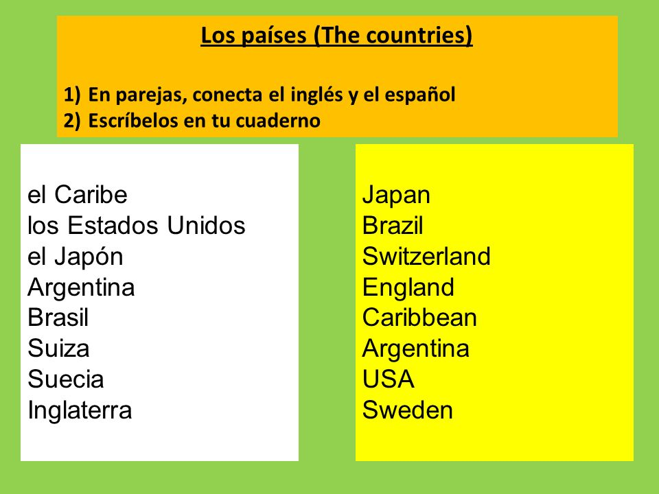 Objetivos 1) to learn further countries 2) to match 13 different types of transport 3) to learn about the Spanish fast train 4) to categorise the transport types 5) to...