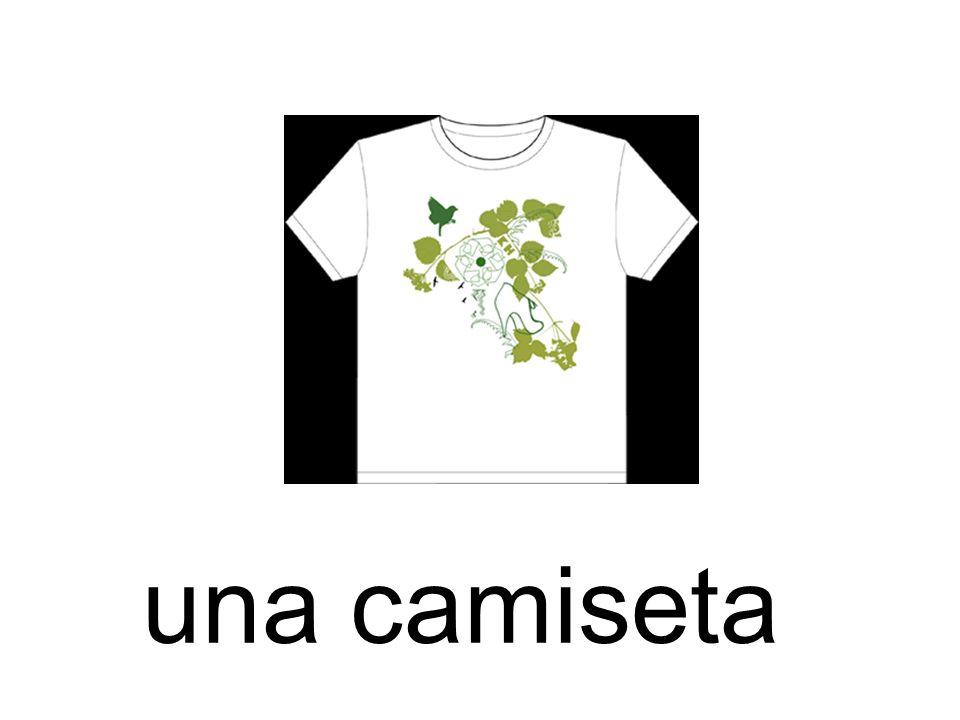 una camiseta