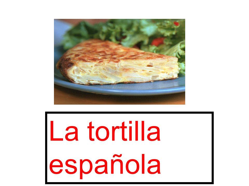 La tortilla española
