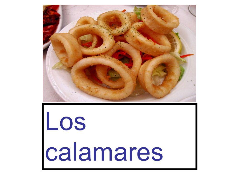 Los calamares