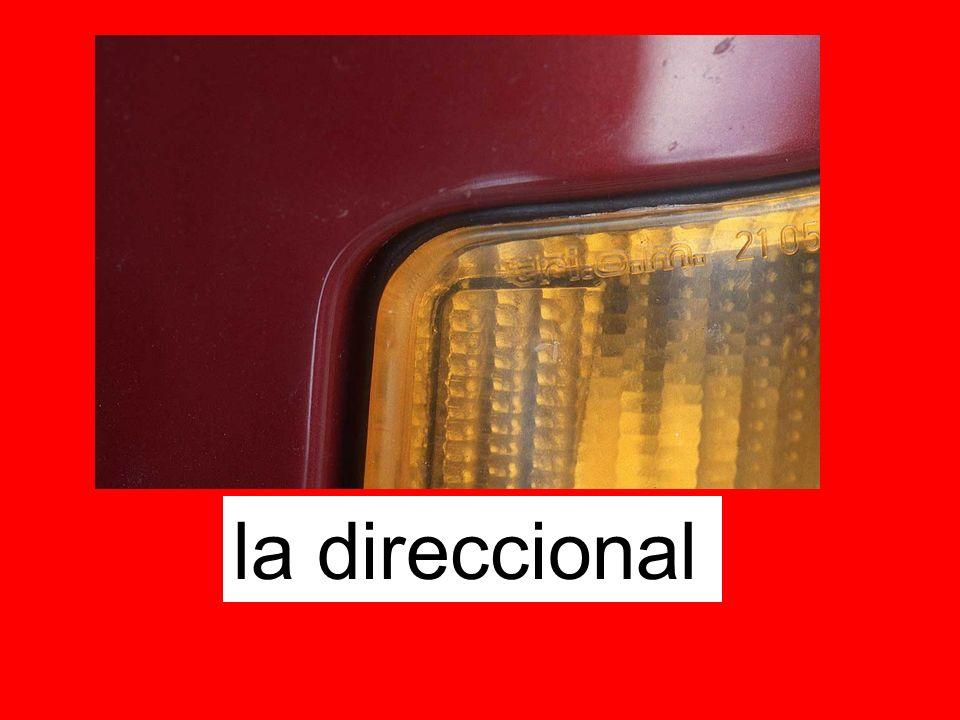 la direccional