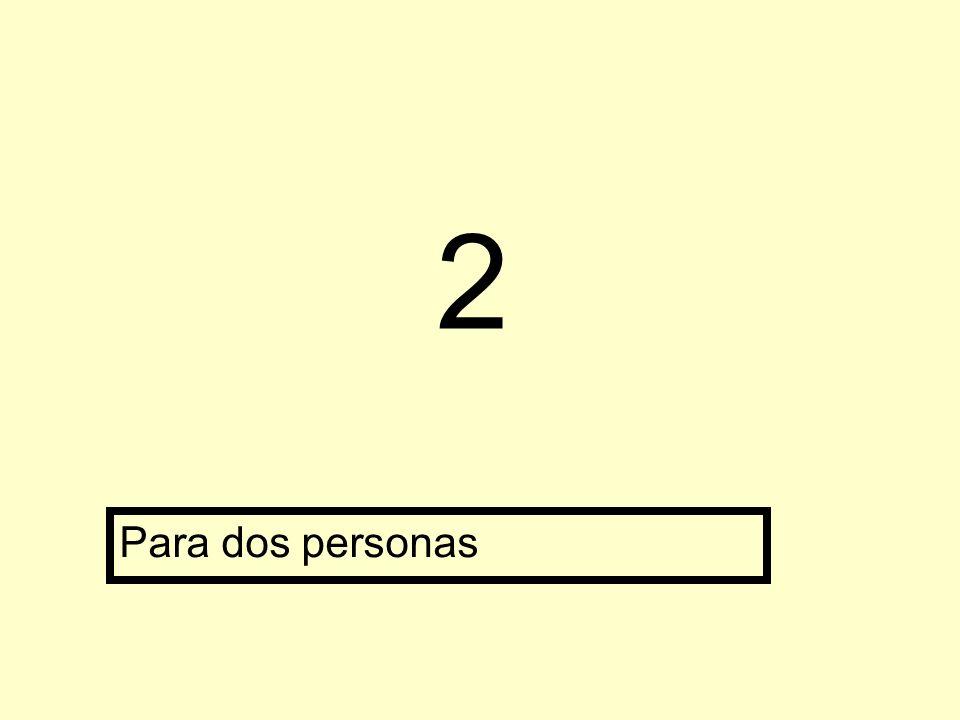 Para dos personas 2