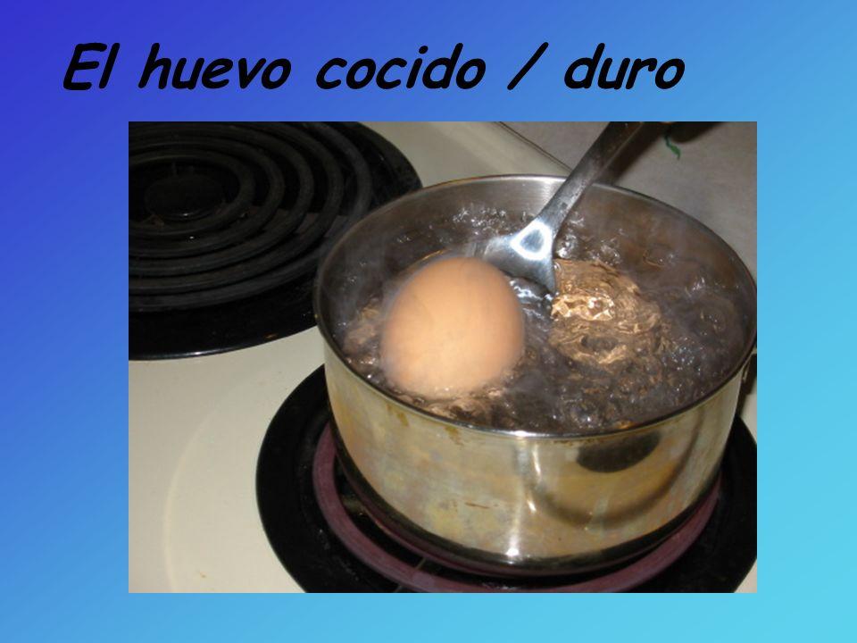 el huevo frito