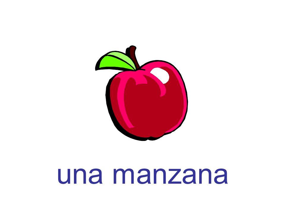 Meat in tomatoes=la carne en tomates Fish with grapes=el pescado con uvas Salad with ham =la ensalada con jamón