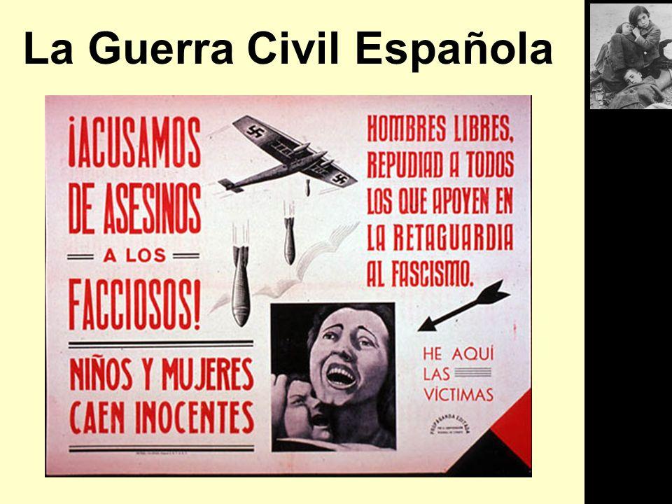 H La Guerra Civil Española