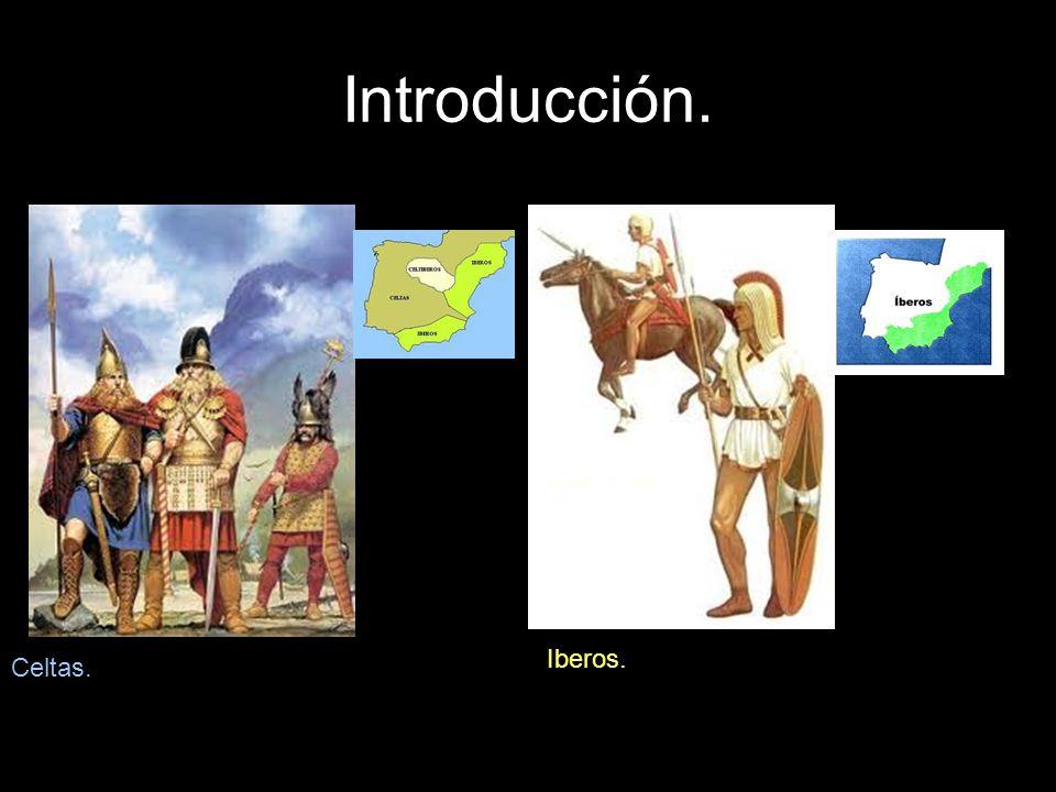 Introducción.19 a. C. Fin de la conquista romana de la Península Ibérica.