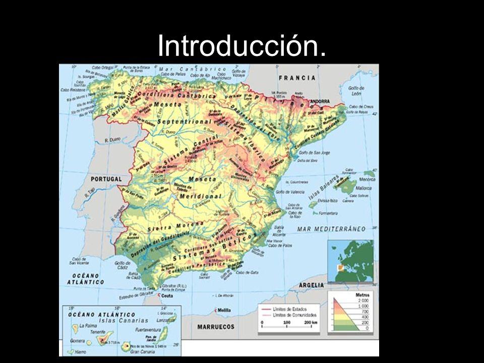 CLIMA: La mayor parte de Andalucía tiene un clima mediterráneo con: Veranos calurosos.