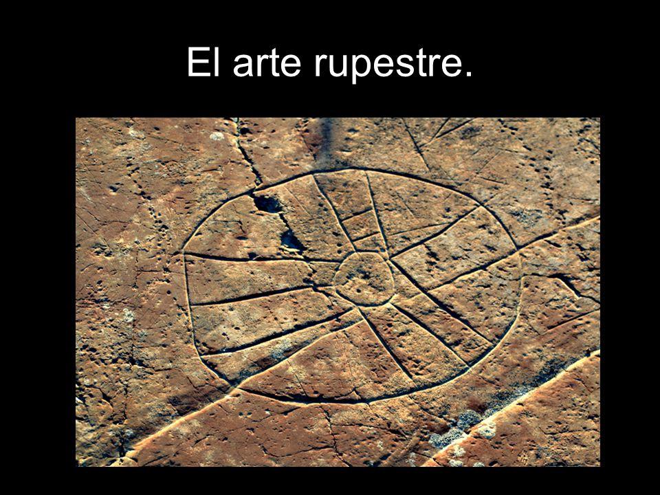 El arte rupestre.Sentido.