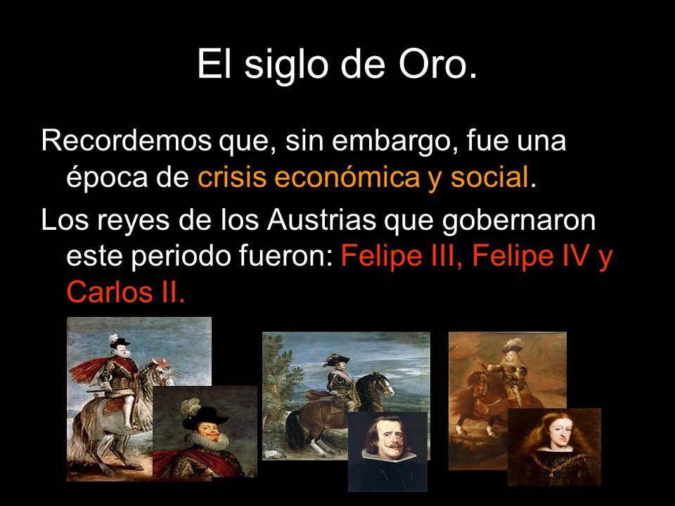 Entre los pintores españoles más destacados del Barroco encontramos: José de Ribera.