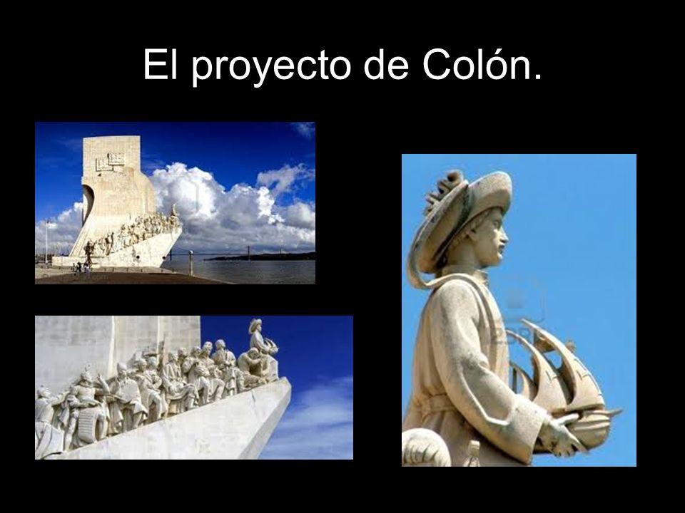 El proyecto de Colón.