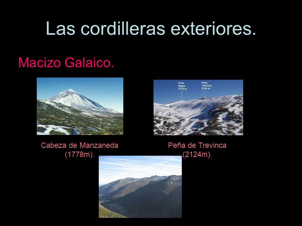 Las cordilleras exteriores. Cordilleras Costeras Catalanas. Turó de lHome (1712 m).