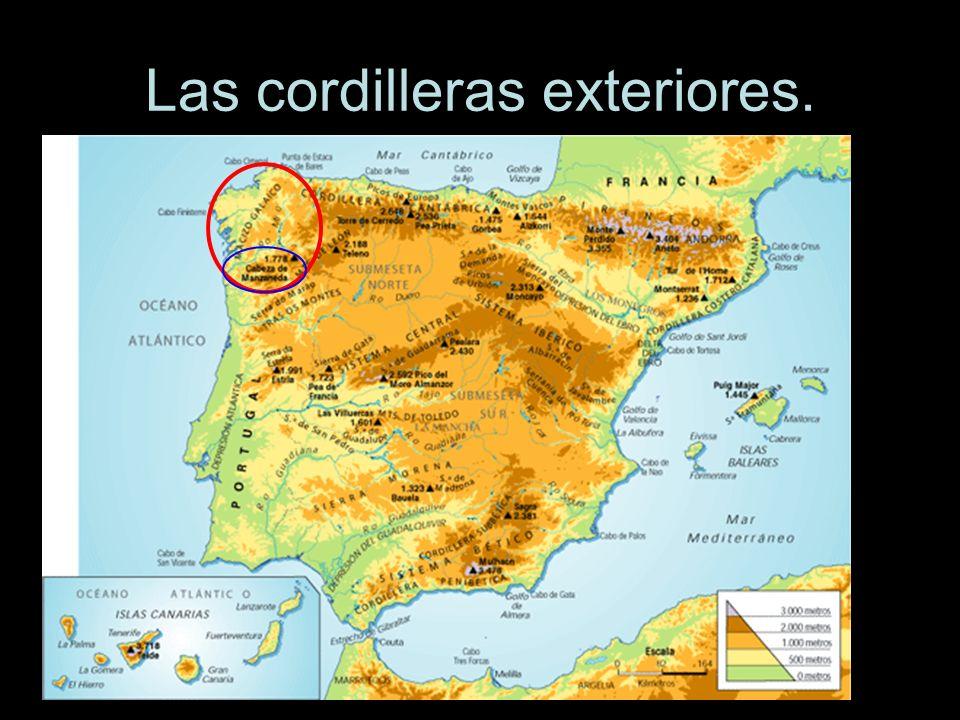 Montes Vascos.
