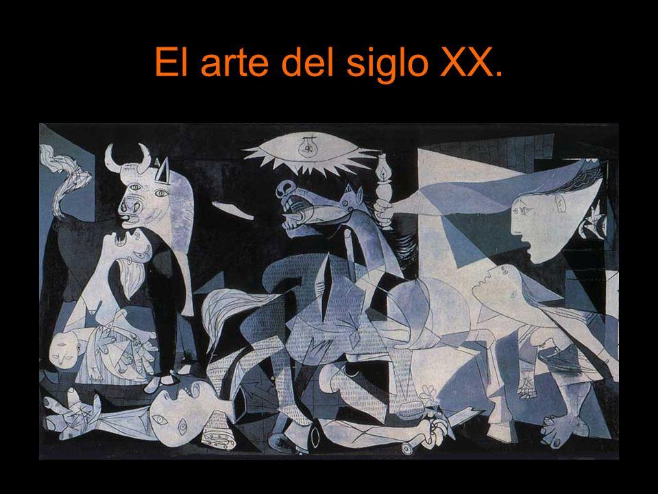 El arte del siglo XX.Pintura.