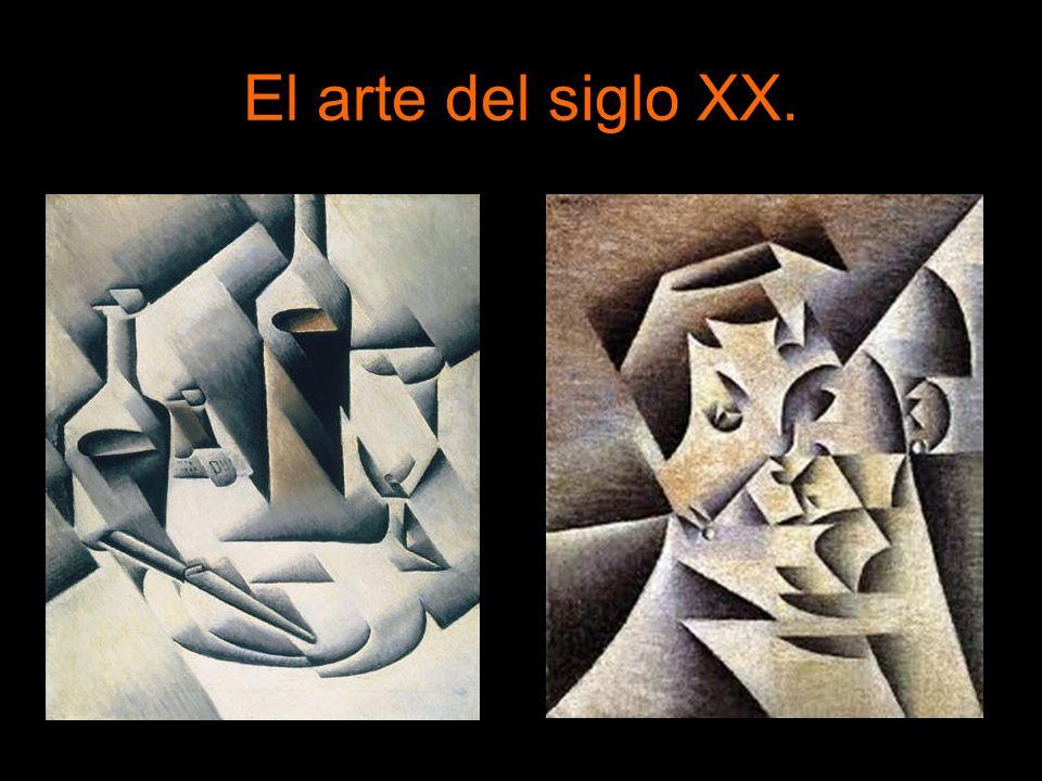 El arte del siglo XX.Pintura. Fue un creador incansable y revolucionó el arte del siglo XX.