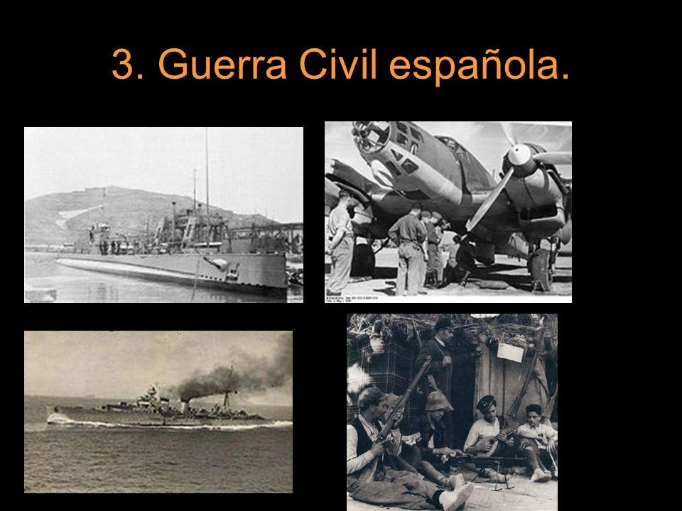 La Guerra finalizó el 1 de abril de 1939, tras tres años de crueles enfrentamientos.