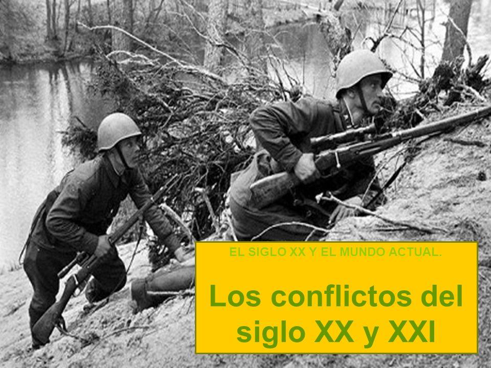 En 1945, los países aliados (Gran Bretaña, Estados Unidos y la Unión Soviética) resultaron vencedores de la Guerra.