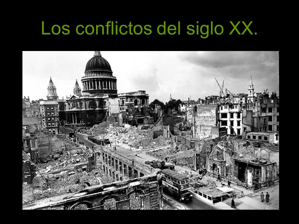 Las dos guerras mundiales.SEGUNDA GUERRA MUNDIAL.