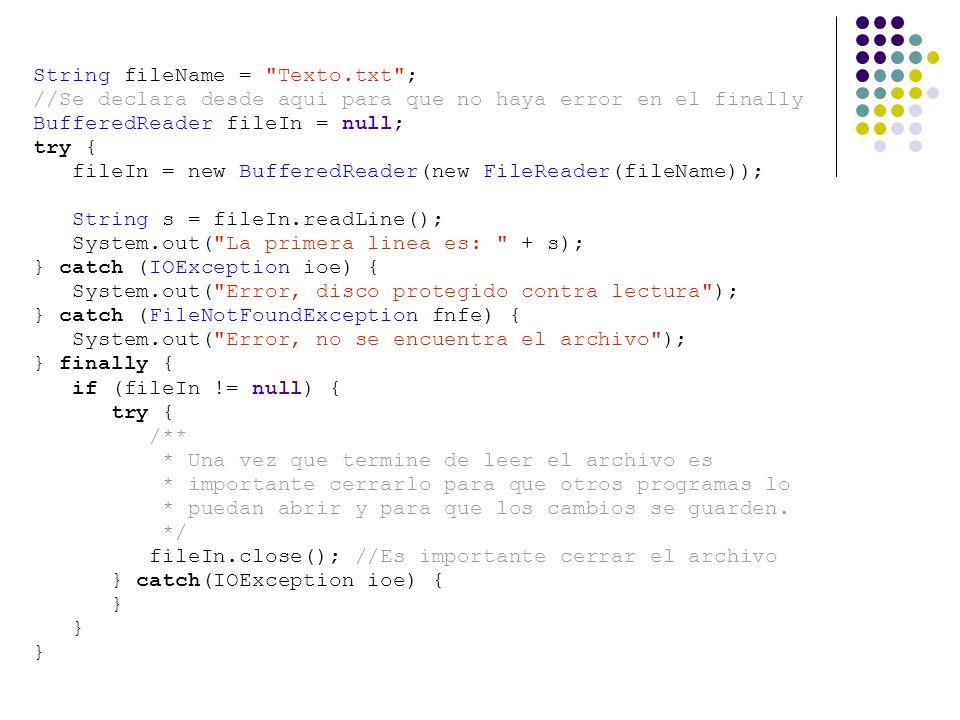 String fileName =