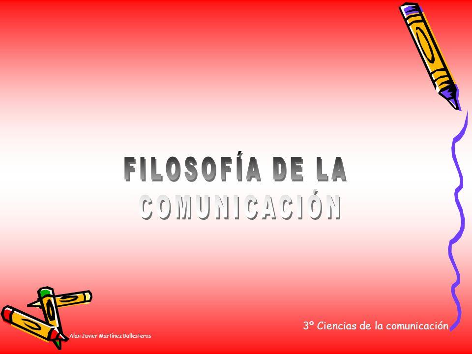 Alan Javier Martínez Ballesteros 3º Ciencias de la comunicación
