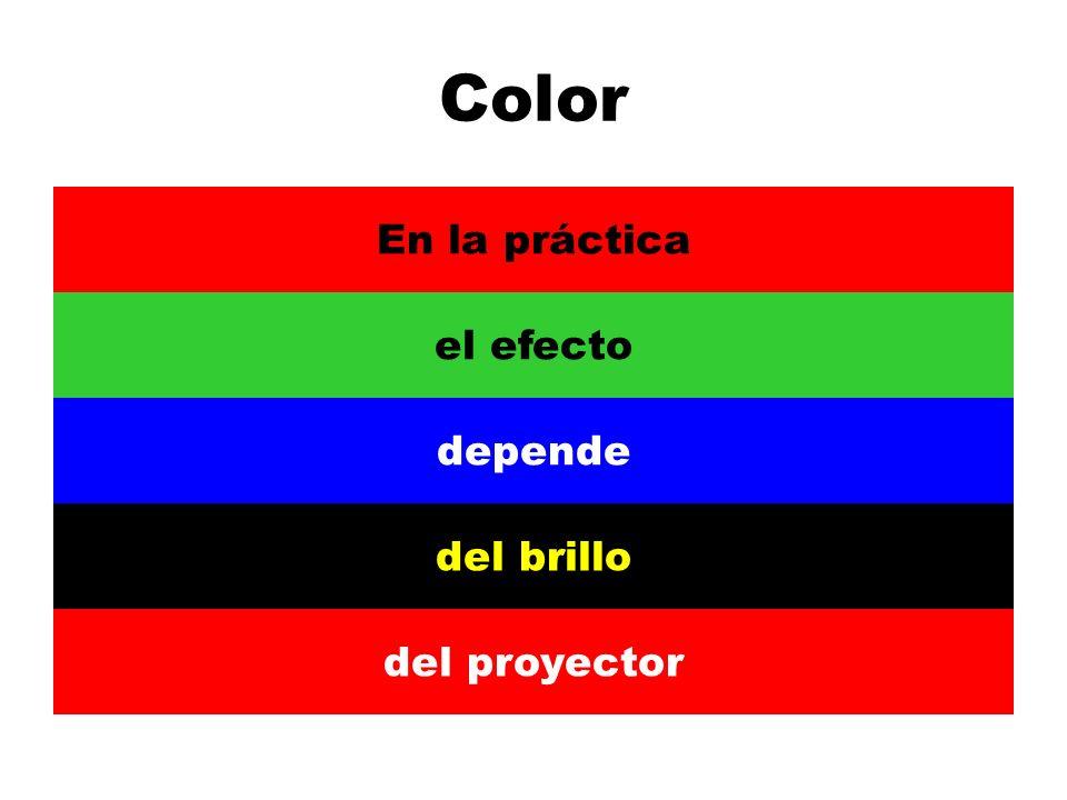 Texto Color Tamaño Tipo ¿Mayúsculas o minúsculas? ¿Cuánto?