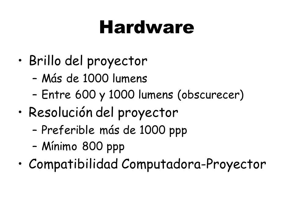 Ventajas y desventajas Ventajas Menor costo Flexibilidad Animación Desventajas Equipo costoso y escaso Compatibilidad entre Hardware y Software Habili