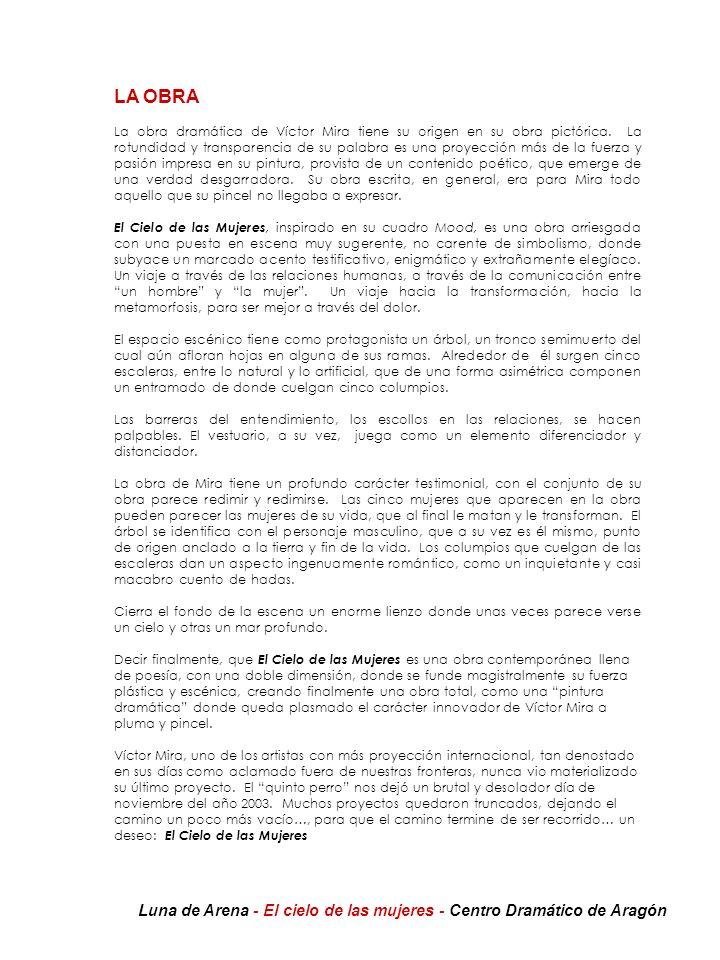 Escenografía - Manuel Pellicer Fecha y lugar de nacimiento: 25-7-1956 Zaragoza Educación 1973-1976 Estudio de dibujo y pintura de Alejandro Cañada 1976-1981 Escuela superior de Bellas Artes San Jorge (Universidad de Barcelona) Experiencia profesional: Escenografía Colaboración en Zaragoza Cultural y ayuntamiento con diseños y construcciones años 1984 al 2004 Montaje-escenográfico.