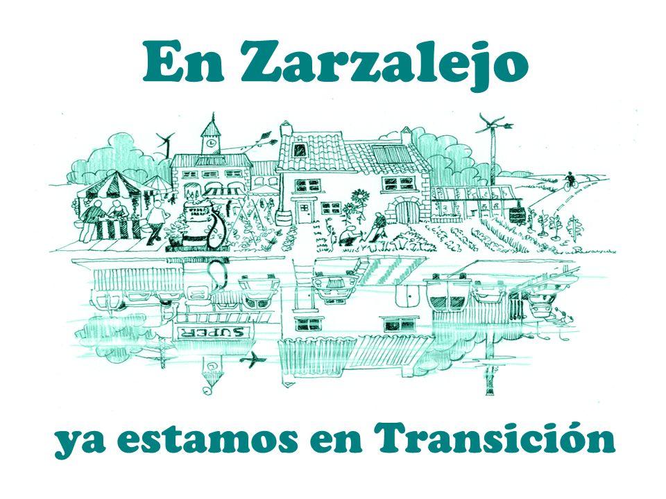El 20 de marzo de 2011, 60 personas de Zarzalejo y localidades limítrofes, dieron el primer paso para la Transición colectiva, con el claro impulso de crear la realidad que quieren: un pueblo menos dependiente de las energías fósiles, y ajustado a los límites de nuestro Planeta.