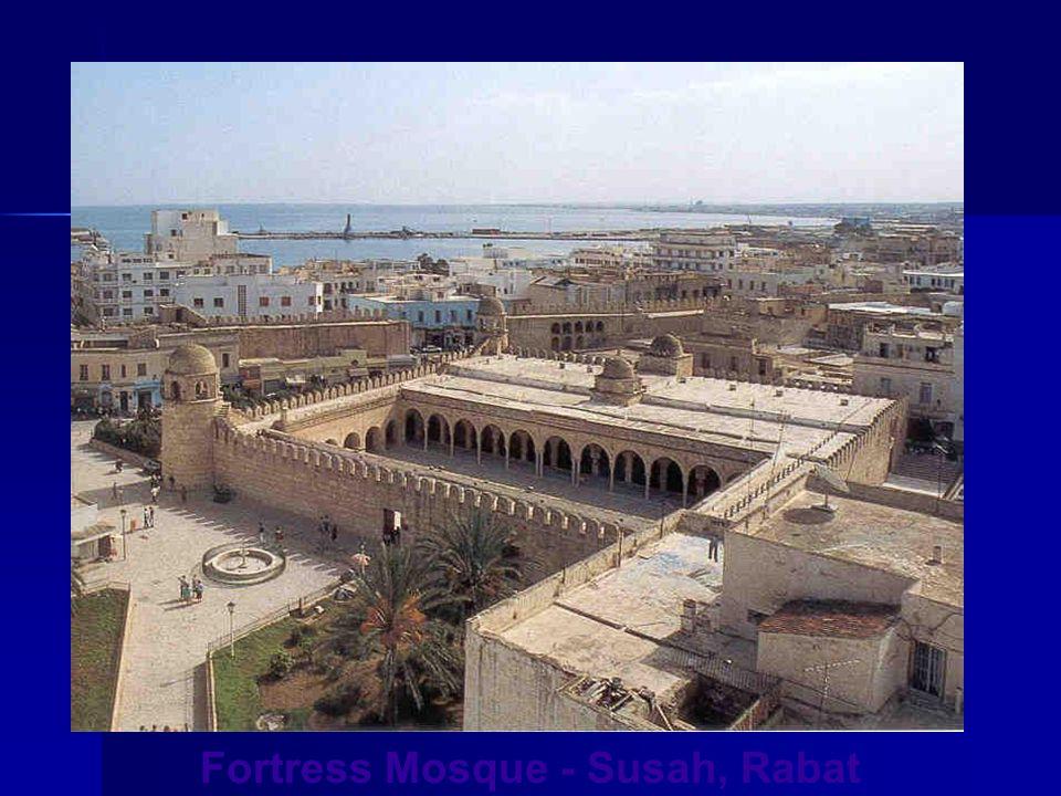Fortress Mosque - Susah, Rabat