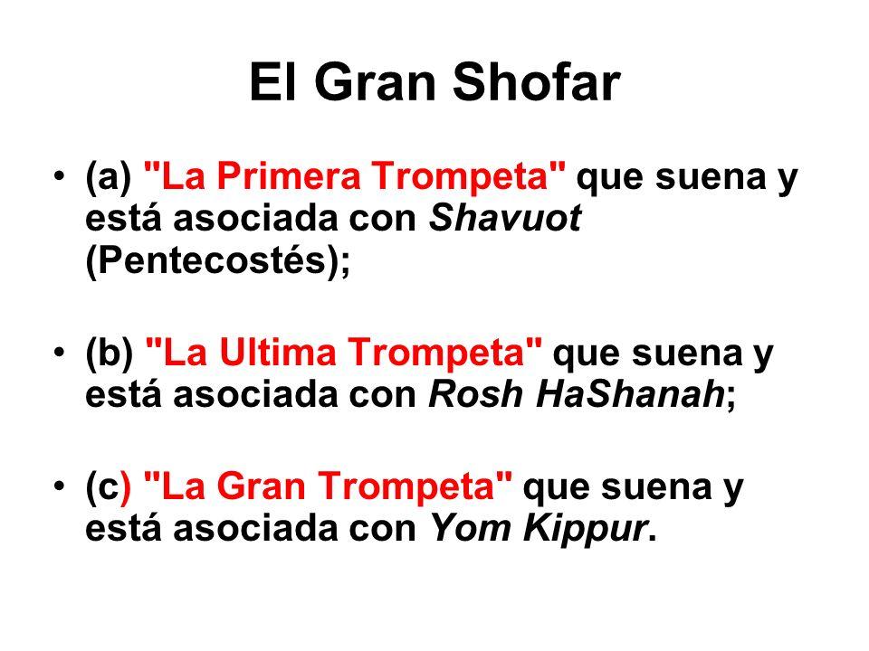 El Gran Shofar (a)